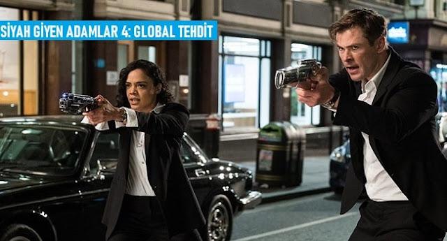 Siyah Giyen Adamlar 4 Global Tehdit 2019 Hd Film İzle Tadında - Kurgu Gücü