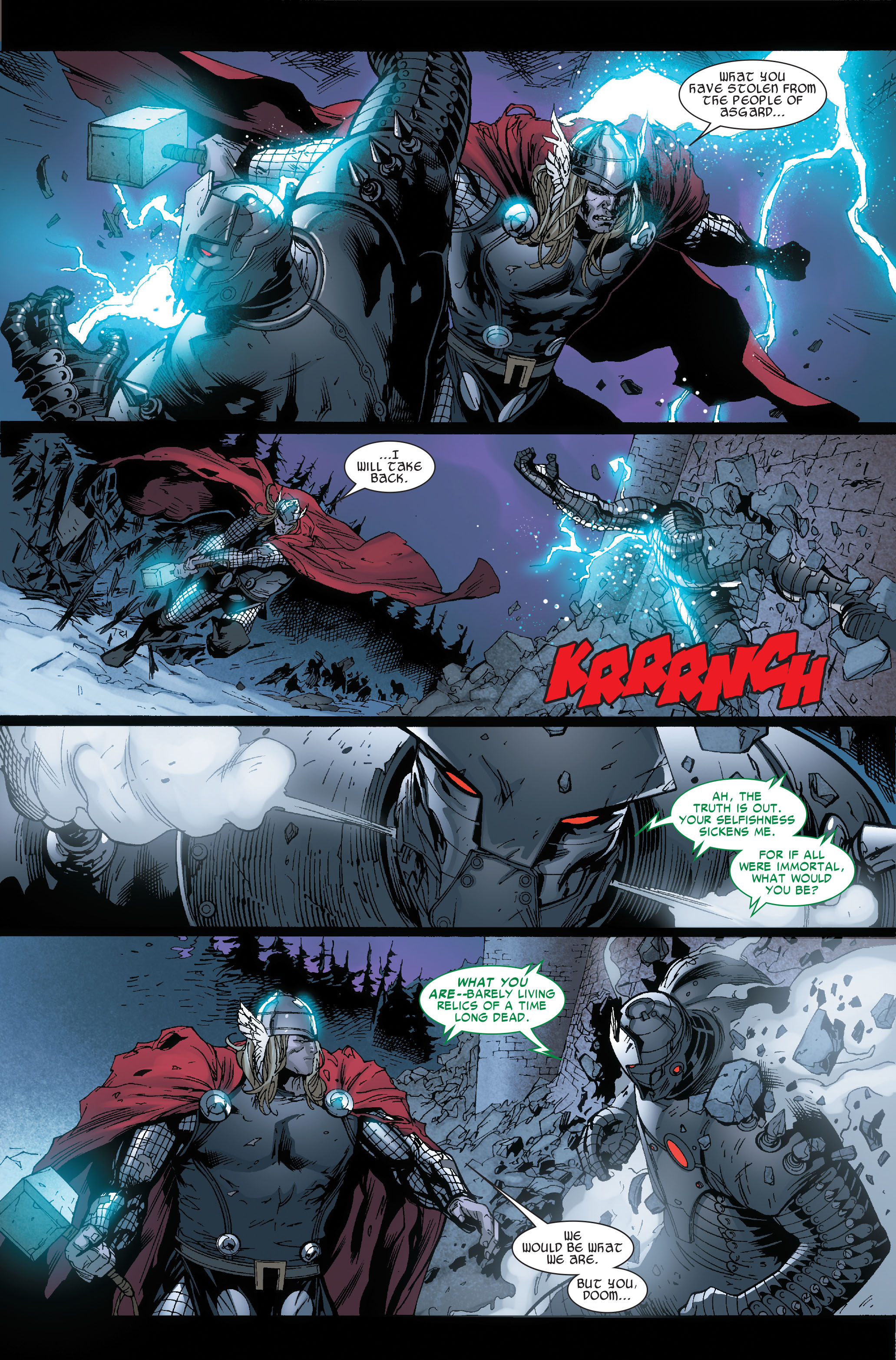 Thor (2007) Issue #606 #19 - English 12