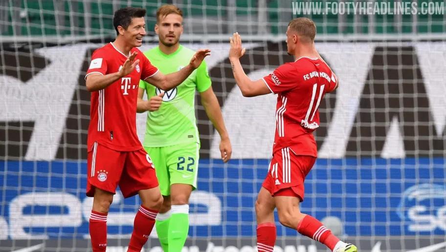 Fc Bayern Wolfsburg 2021