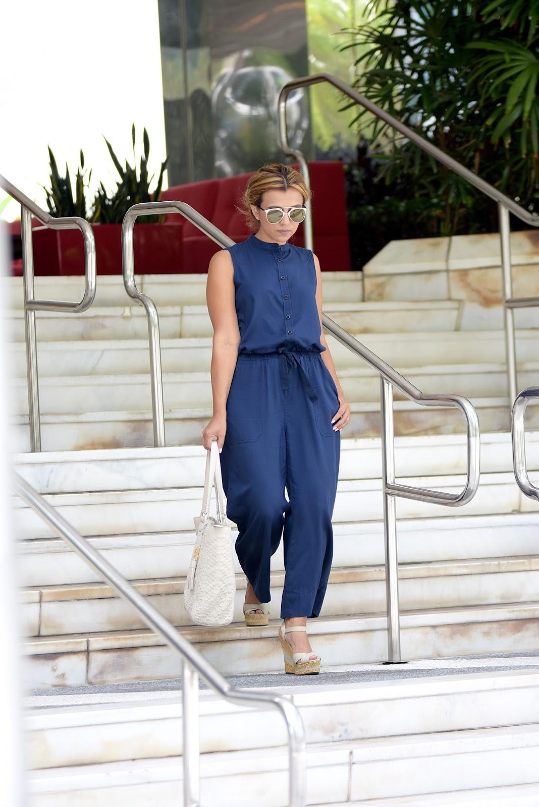 Easy To Stay Stylish Even In The Heat by Mari Estilo ft. Lauren Ralph Lauren