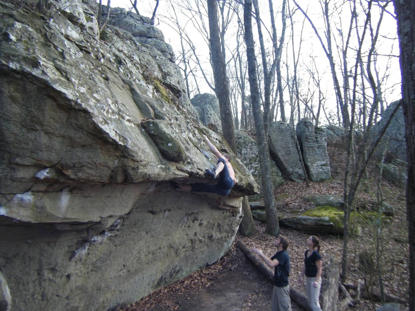bouldering guide review