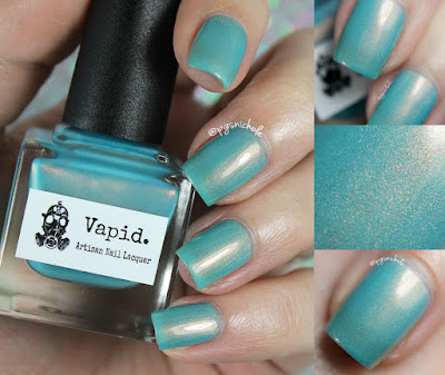 Vapid Lacquer Fish Out of Water | Summer Shenanigans Trio