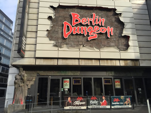 Berlin Dungeon em Berlim