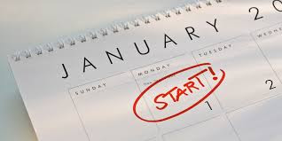 Its A New Month, A New Year...What About You?