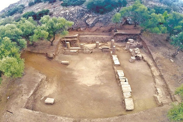 Ancient city of Metropolis in Turkey's Izmir ready for further excavation