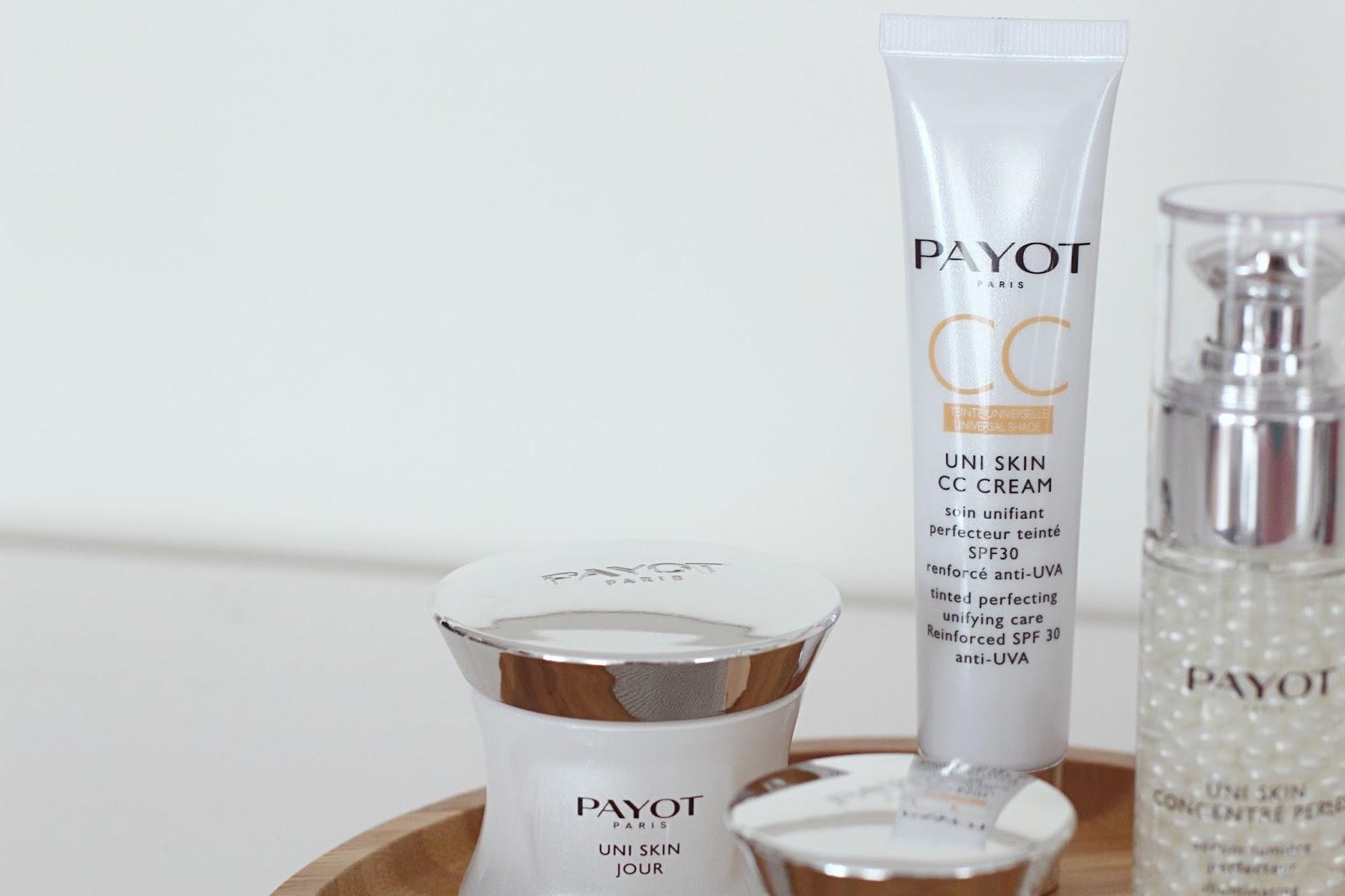 Uni Skin CC Cream Soin Unifiant Perfecteur Teinté Payot