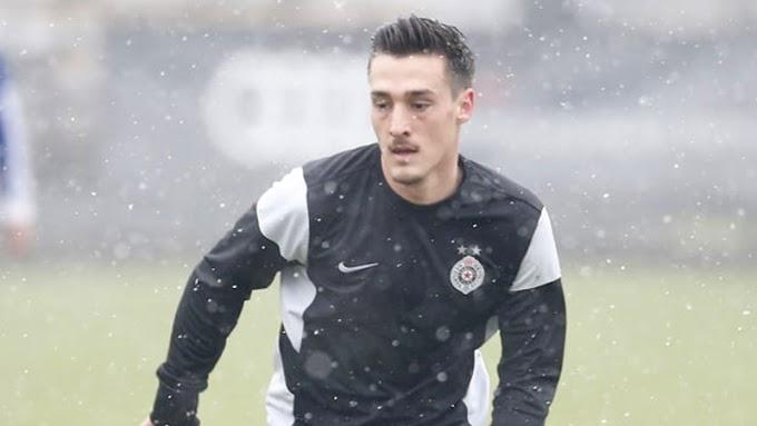 """Strahinja Jovanović: """"Hoću da se nametnem u Partizanu!"""""""