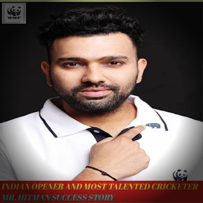Biography of Rohit Sharma in hindi, Rohit Sharma age