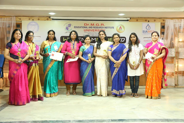 SIAWED honoured Budding Entrepreneurs on Women's Day Celebrating Womanhood – WE POWER 217