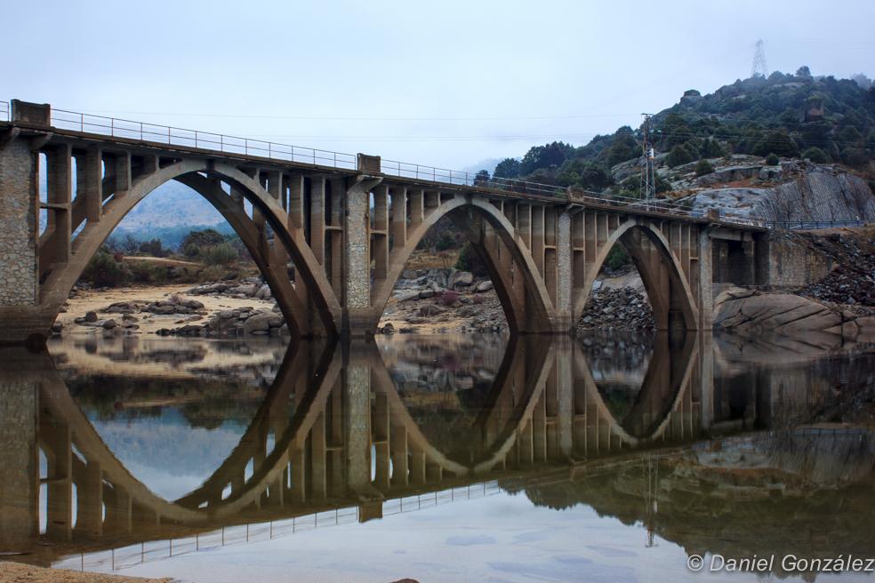Puente de la Gaznata, El Burguillo, El Barraco, Avila 2013