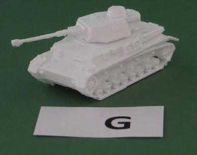 Ausf G,     7.5cm KwK 40 L/48 gun (Long 75)