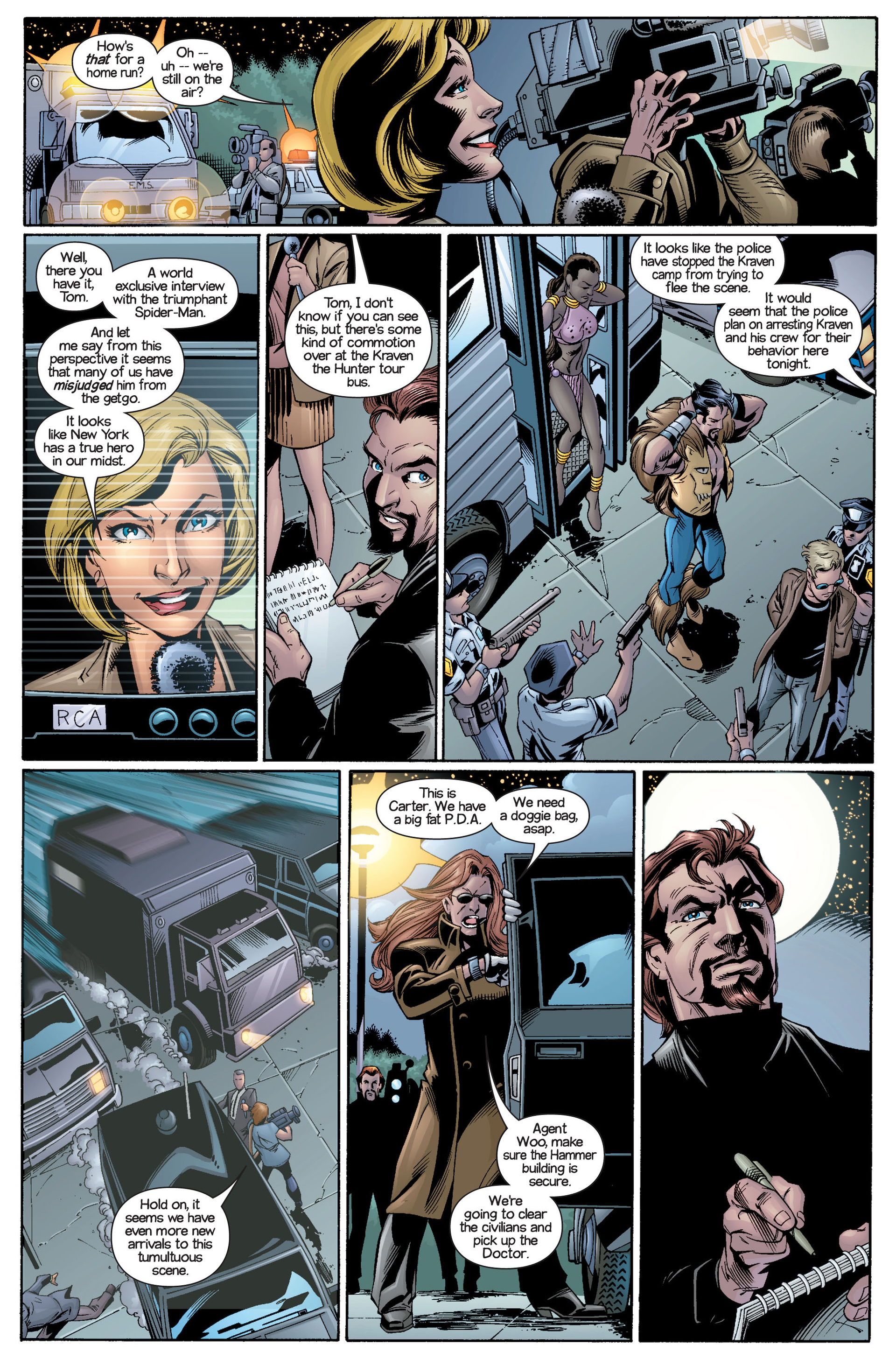 Read online Ultimate Spider-Man (2000) comic -  Issue #21 - 10