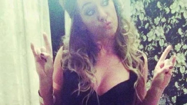 Lydia Ferguson quits her teaching job after she was suspended for posting 'sultry' selfies
