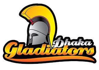 Dhaka Gladiators Player List for BPL-T20 Bangladesh Premier League