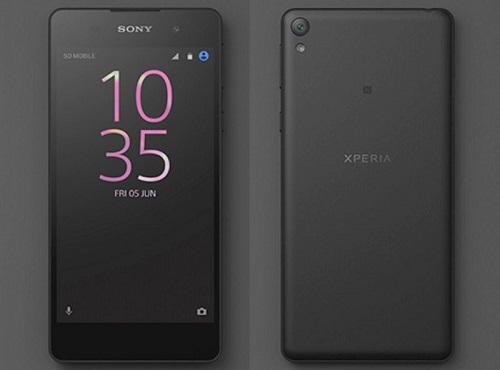 Sony-Xperia-E5-mobile