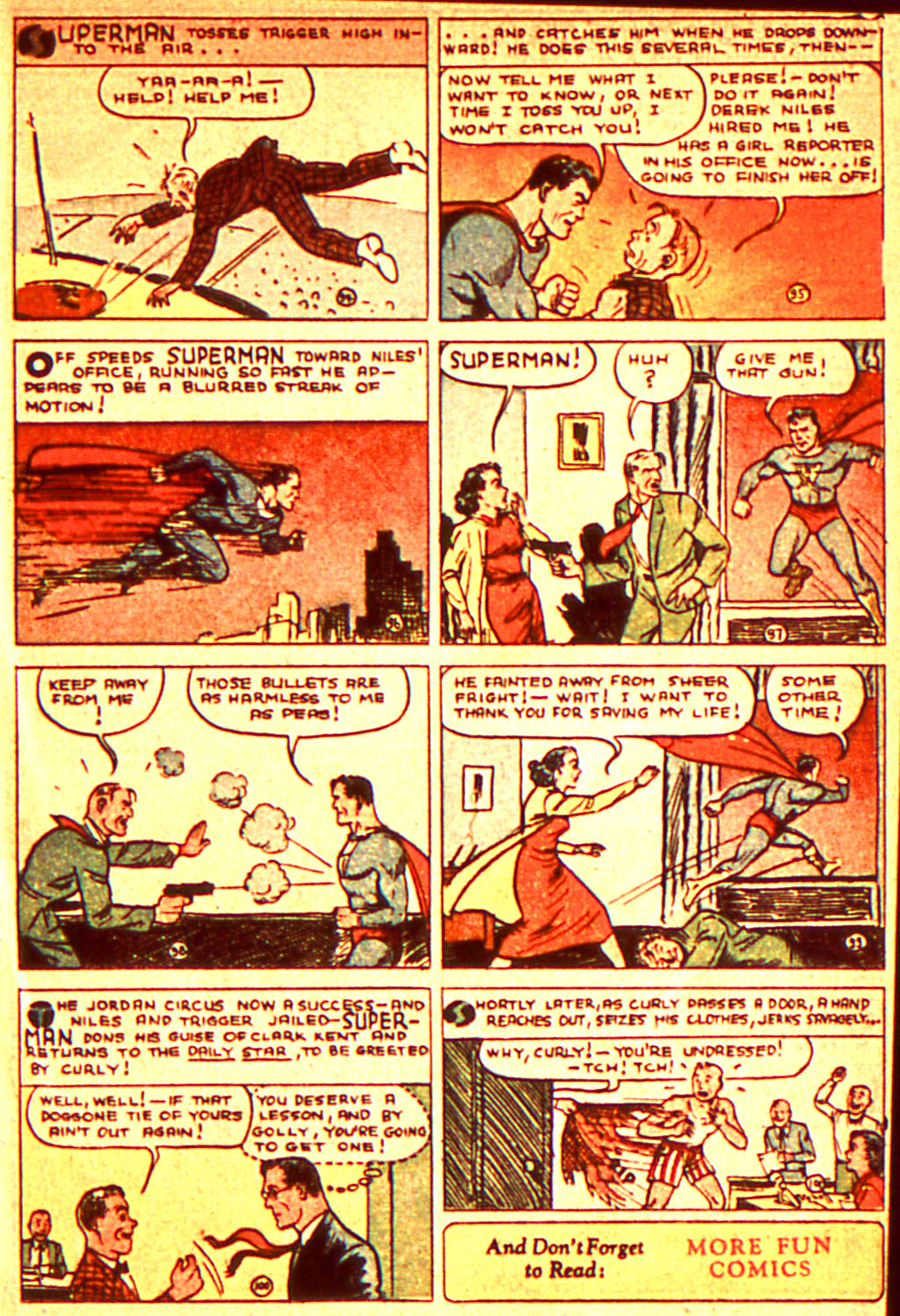 Read online Action Comics (1938) comic -  Issue #7 - 16