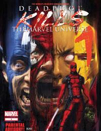Deadpool Kills the Marvel Universe