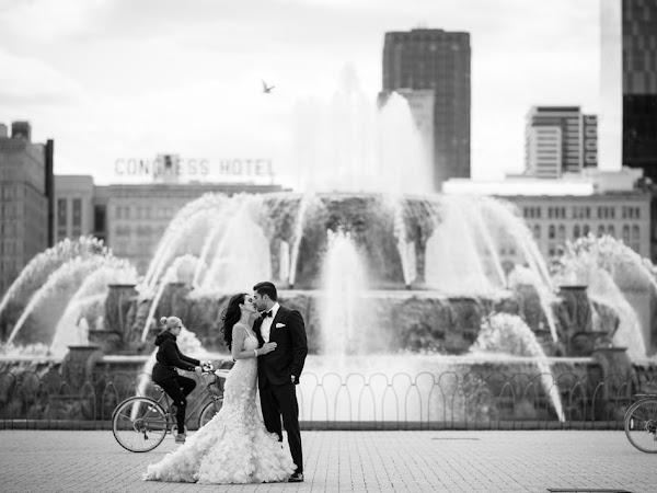 Bridgeport Arts Center Wedding: Timeless Elegance
