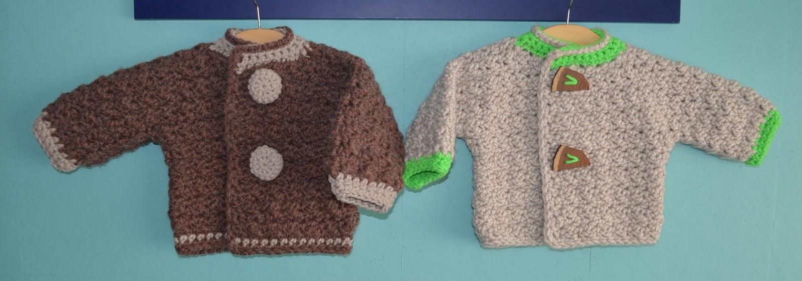 Super Haak Maar Aan: Babyjasjes #KJ92