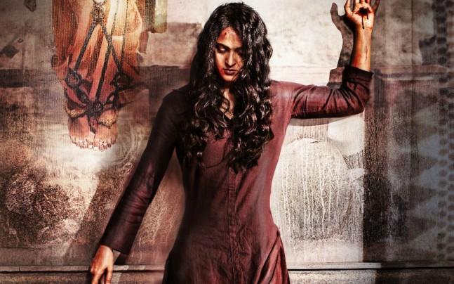Anushka Shetty New Look