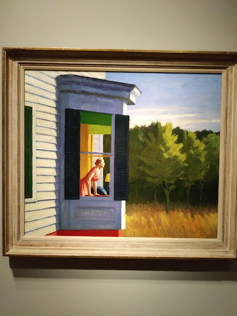 Edward Hopper Artwork Cape Cod Morning Painting 1950