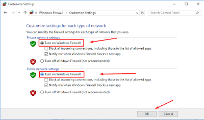 Cara Mengaktifkan Firewall di PC Windows 7 8 10
