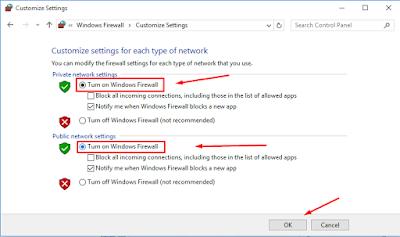 Cara Mengaktifkan Firewall di PC Windows 7 8 10