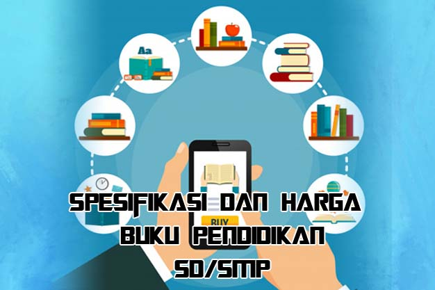 Spesifikasi dan Harga Buku Pendidikan