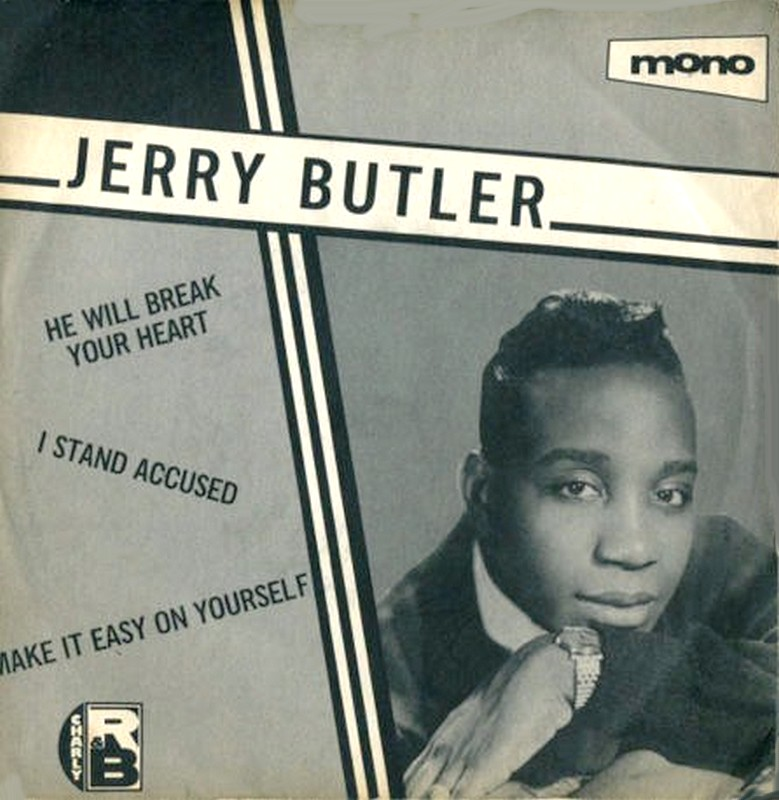 Jerry Butler - Take The Time To Tell Her / High Stepper