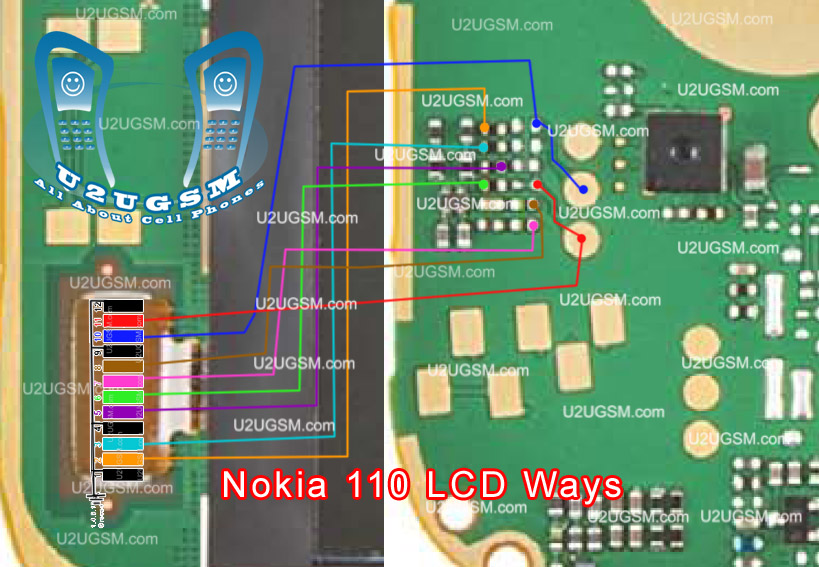 nokia 110 lcd light problem solution. nokia 110 lcd light problem solution Picture Help solution
