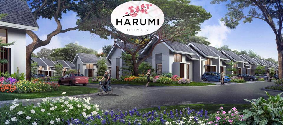 Harumi Homes Summarecon Emerland Karawang