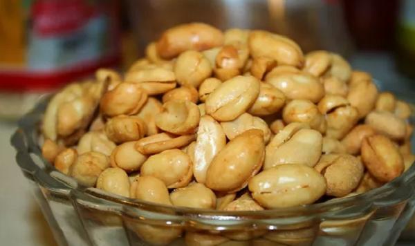 Resep Membuat Kue Lebaran, Kacang Bawang Gurih