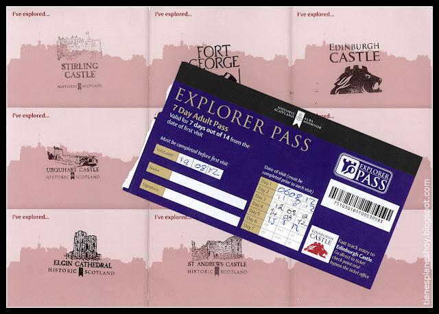 Explorer Pass Escocia