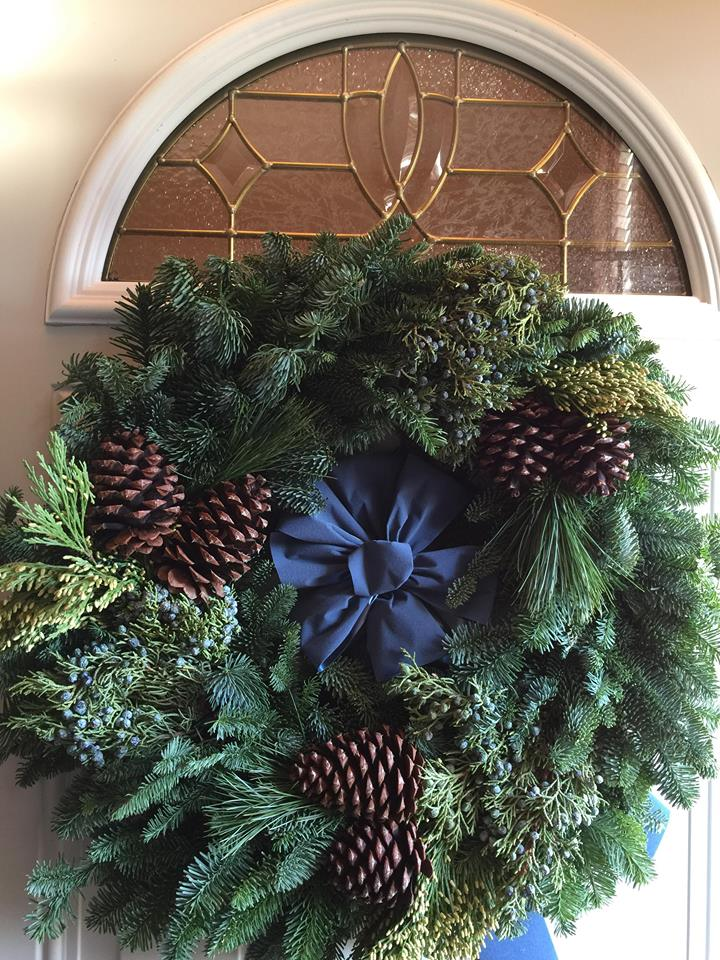 Fresh Christmas Wreaths.Popular Product Reviews By Amy Forest Fresh Christmas Wreaths