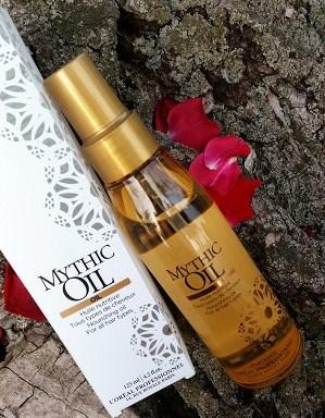 L'Oreal Mythic Oil - serum, które towarzyszy w mojej codziennej pielęgnacji włosów od miesięcy
