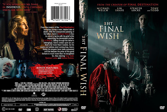 The Final Wish DVD Cover