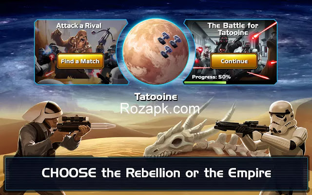Star Wars™: Commander Hack Apk