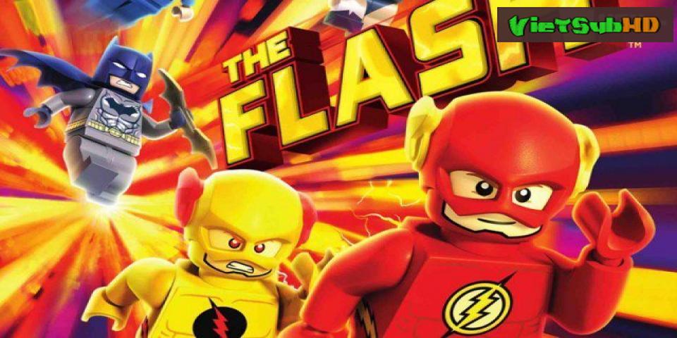 Phim Liên Minh Công Lý Lego: Câu Chuyện Của Flash VietSub HD | Lego DC Comics Super Heroes: The Flash 2018