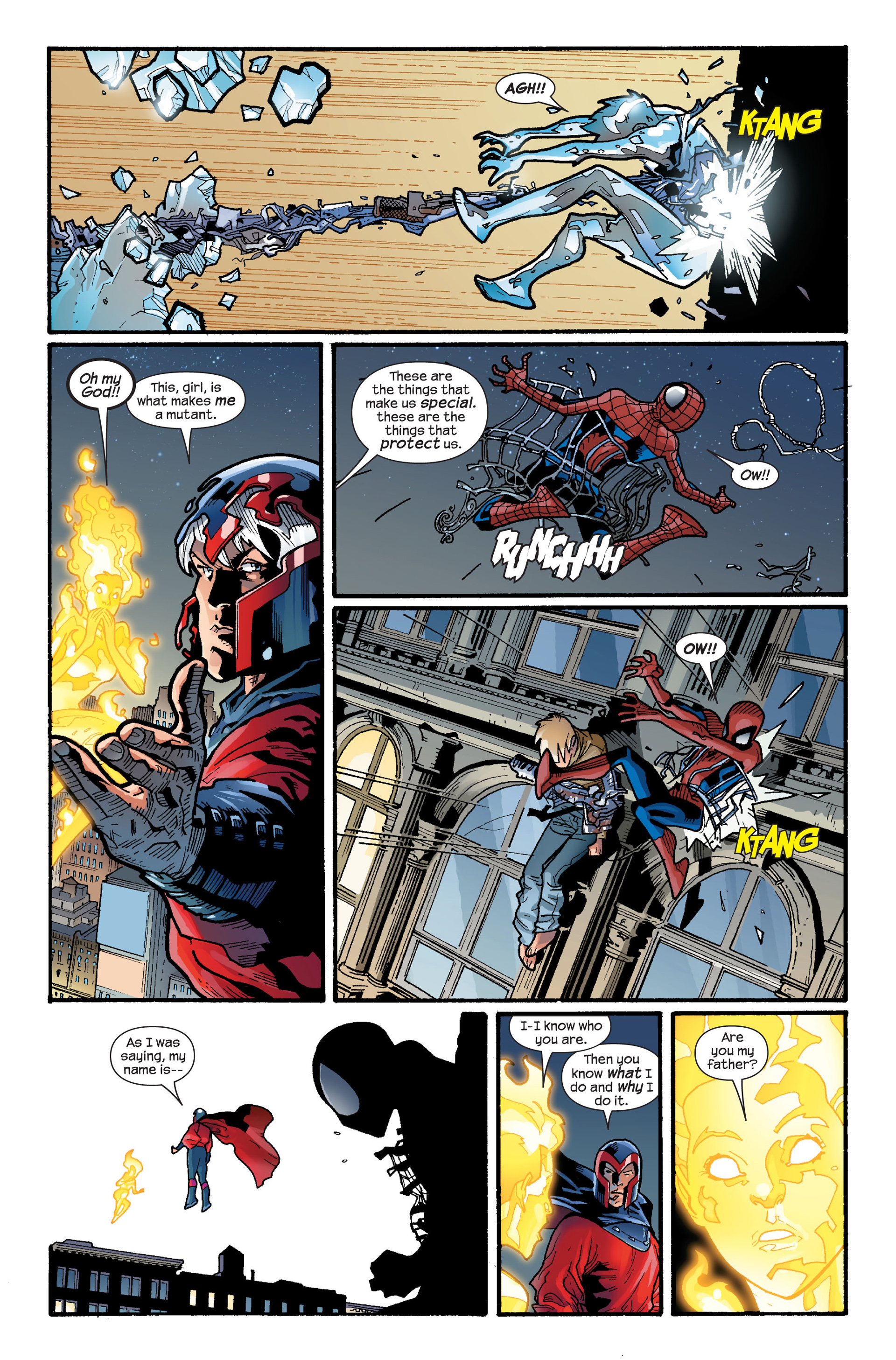 Read online Ultimate Spider-Man (2000) comic -  Issue #120 - 6