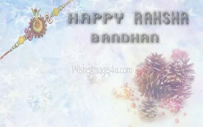 Raksha Bandhan 3D Background 2019
