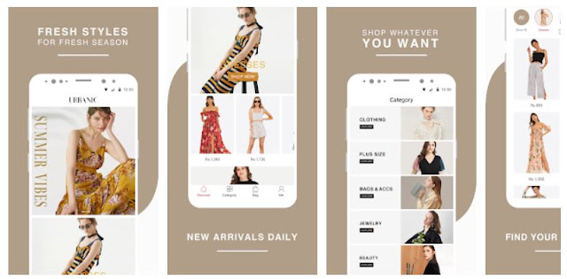Download Urbanic - Fashion and Lifestyle Mobile App