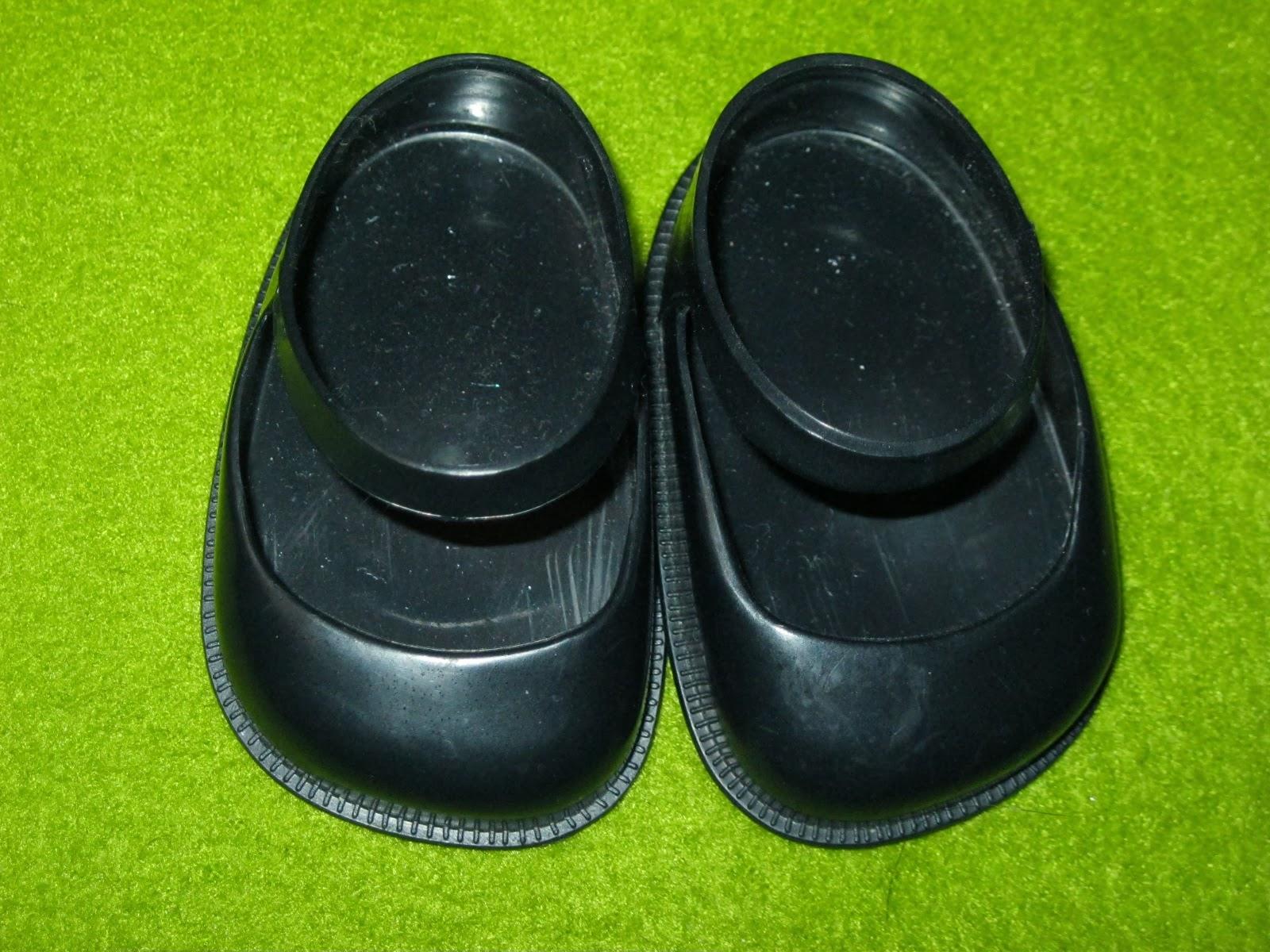 Dress Shoe Edge Clear Finish On Sole