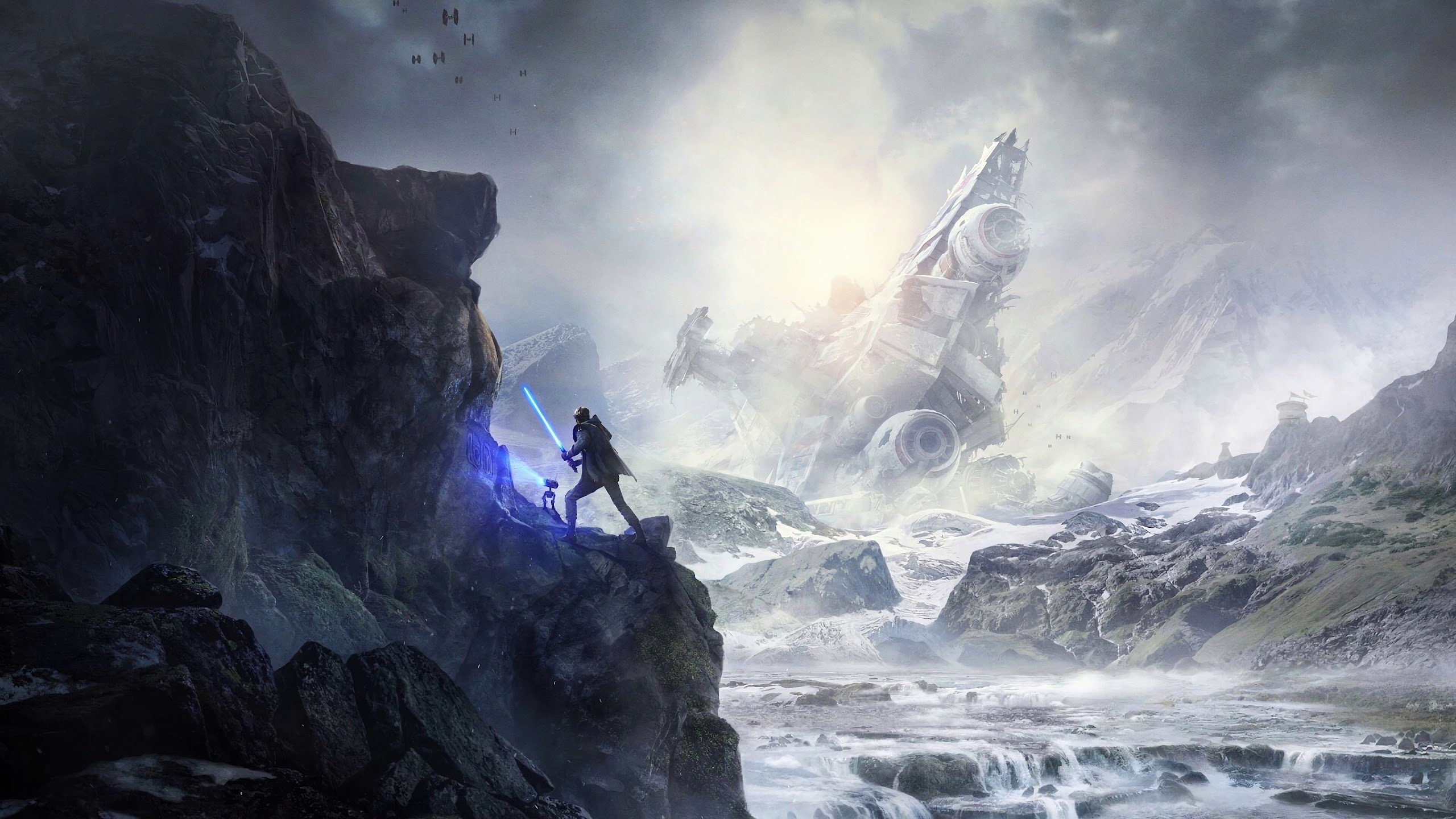 Star Wars Jedi Fallen Order 4k Wallpaper 23