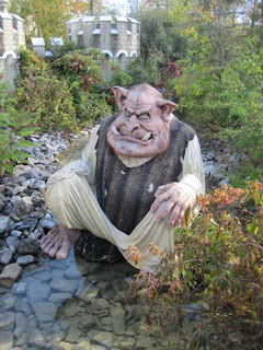 Troll In The Moat.
