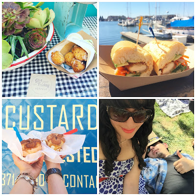 Eat Real Festival  2015 SF Jack London Square Food Blogger