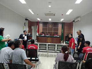 Pengacara Erlina Ungkap Dakwaan JPU Tidak Berdasar Fakta Yuridis Dan Imajinatif