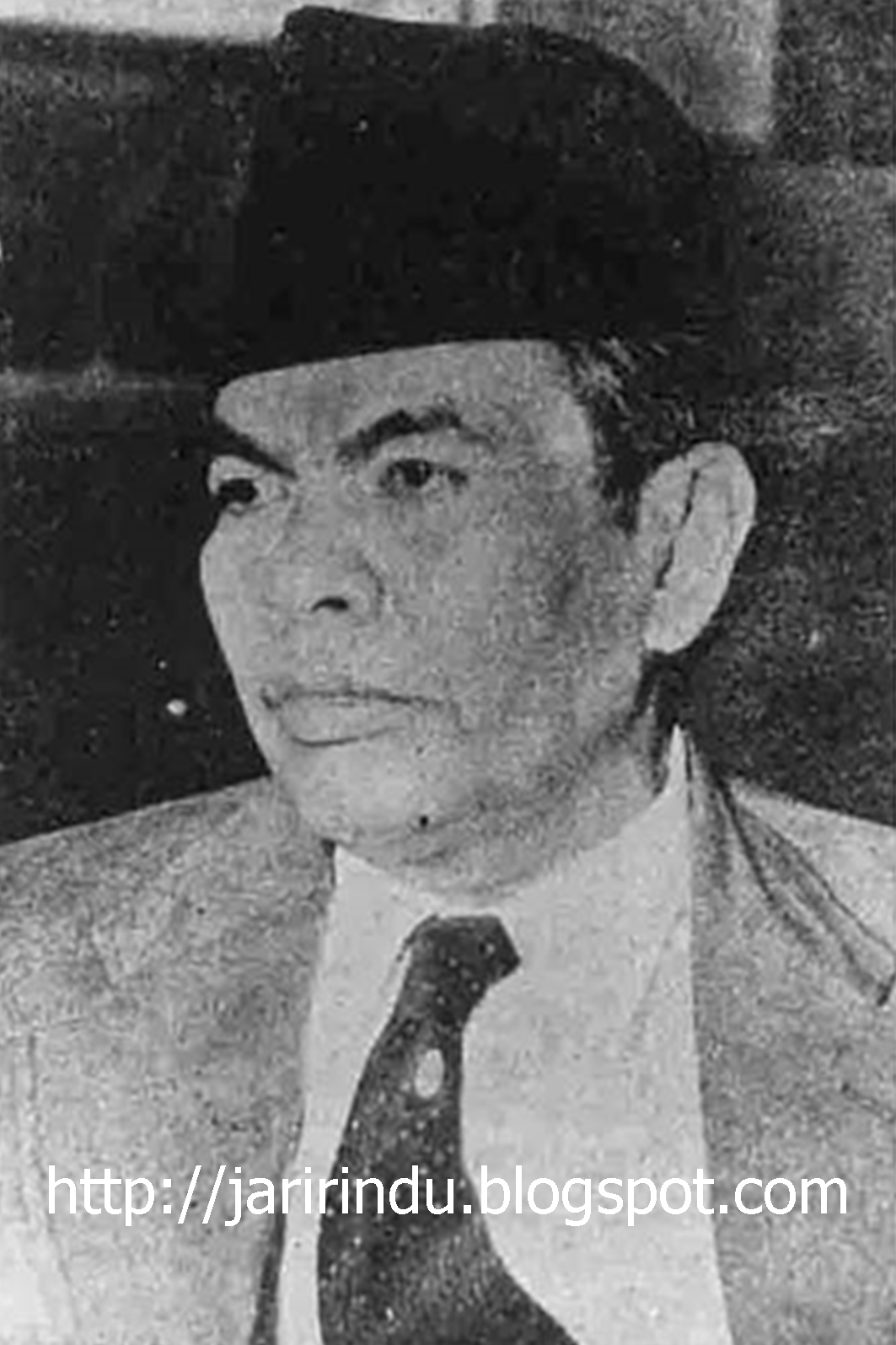 Gambar Mohamad Yamin Kongres Sumpah Pemuda Tokoh Biografi Muhammad Yamin Jari Rindu Blog
