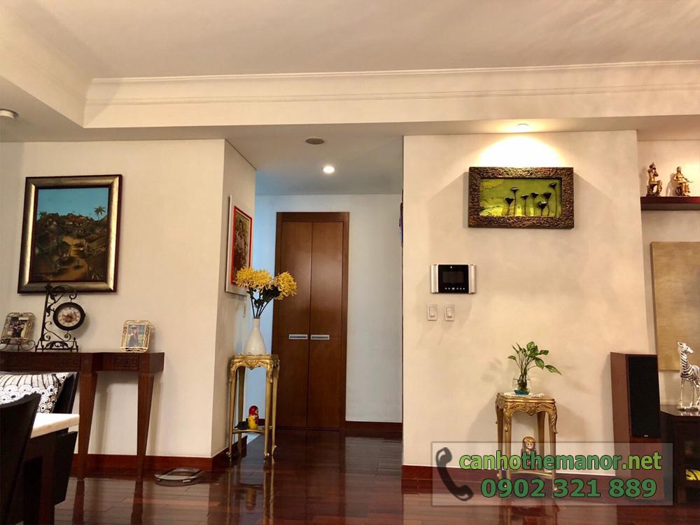 BÁN căn hộ 3PN, 157m2 nội thất siêu đẹp tại The Manor 1 HCM - hình 4
