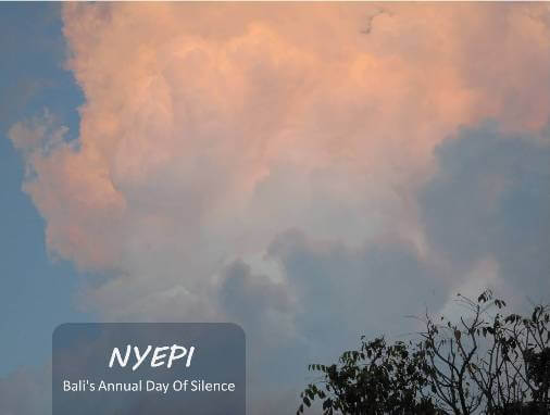 Nyepi Bali Annual Day Of Silence, Nyepi Day Celebration, Nyepi Day History