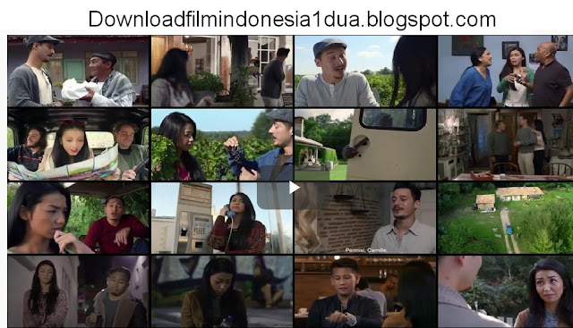 Download Film Indonesia Wa'alaikumussalam Paris (2016)
